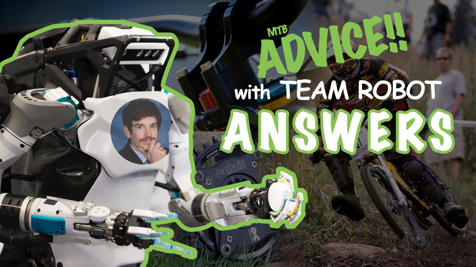 MTB ADVICE!! with Team Robot - ANSWERS #2