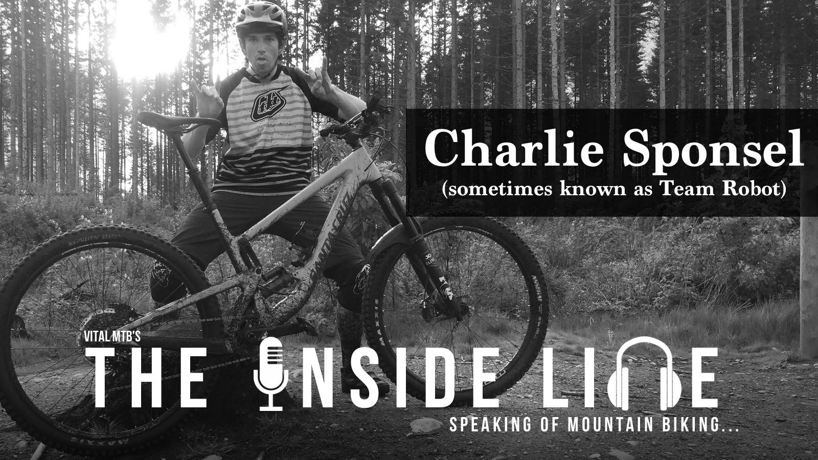 Charlie Sponsel - The Inside Line Podcast
