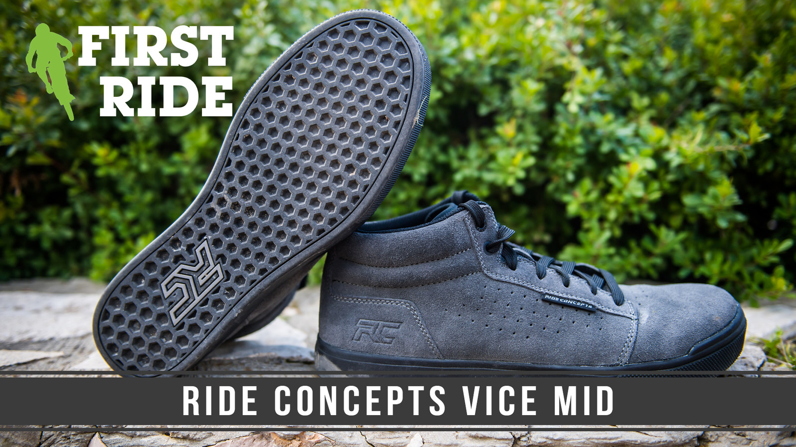First Ride: Ride Concepts Vice Mid Flat Pedal Shoes