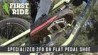 SlipNot ST Grip in a Sturdier Shoe: Specialized 2FO DH Flat