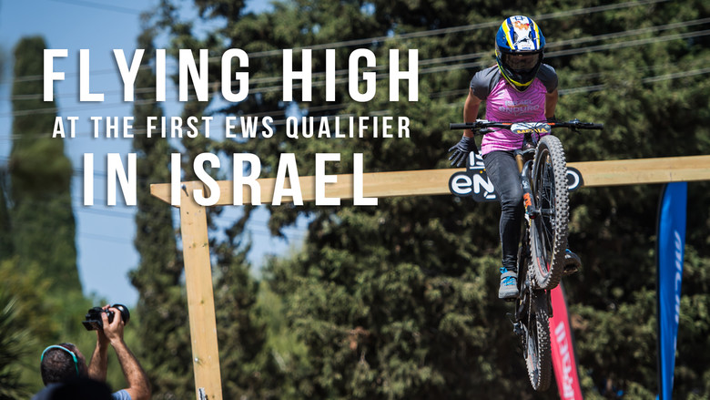 Flying High with Noga Korem at the First EWS Qualifier in Israel