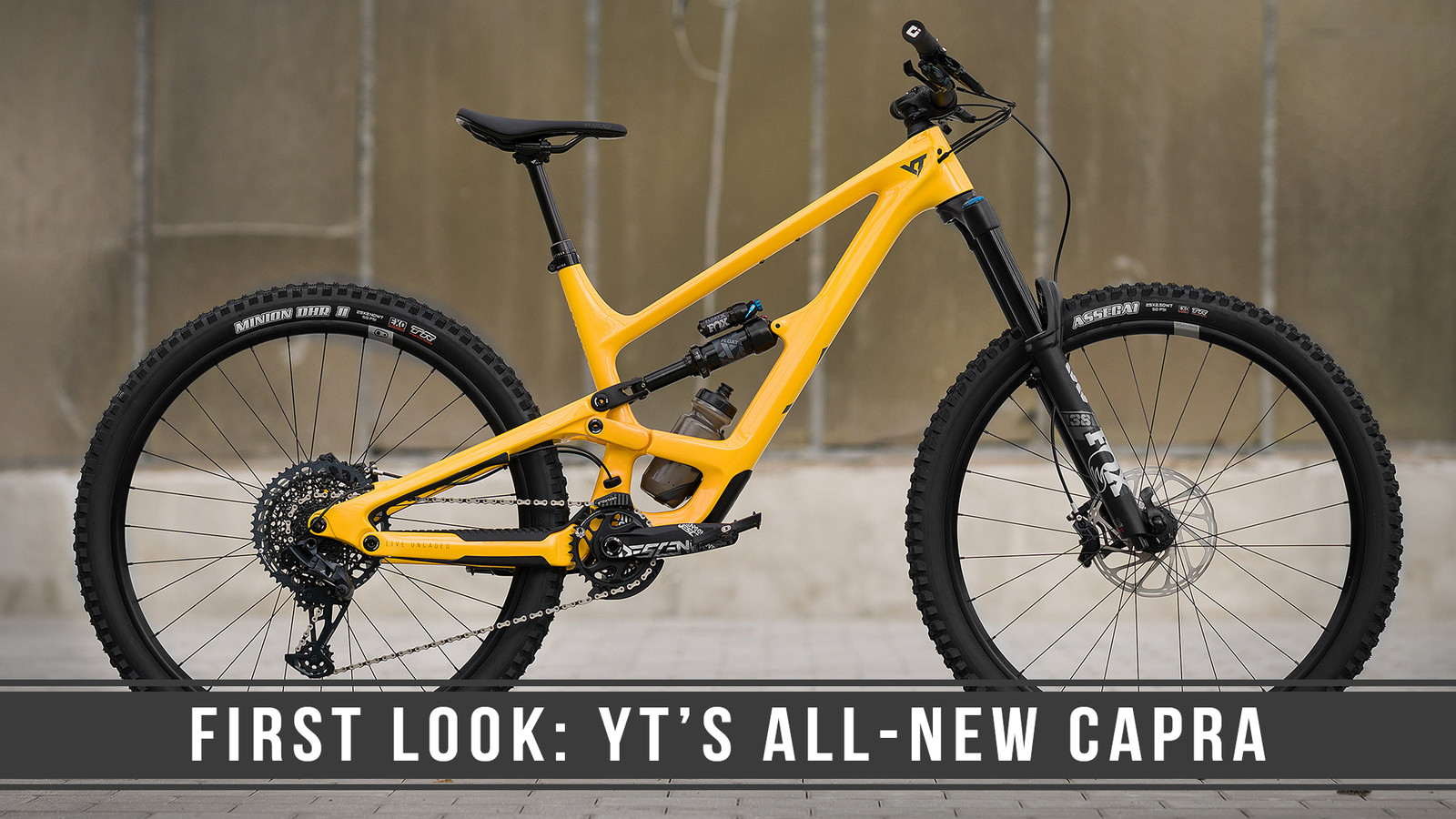 Return of the Goat - YT Introduces the All-New Capra