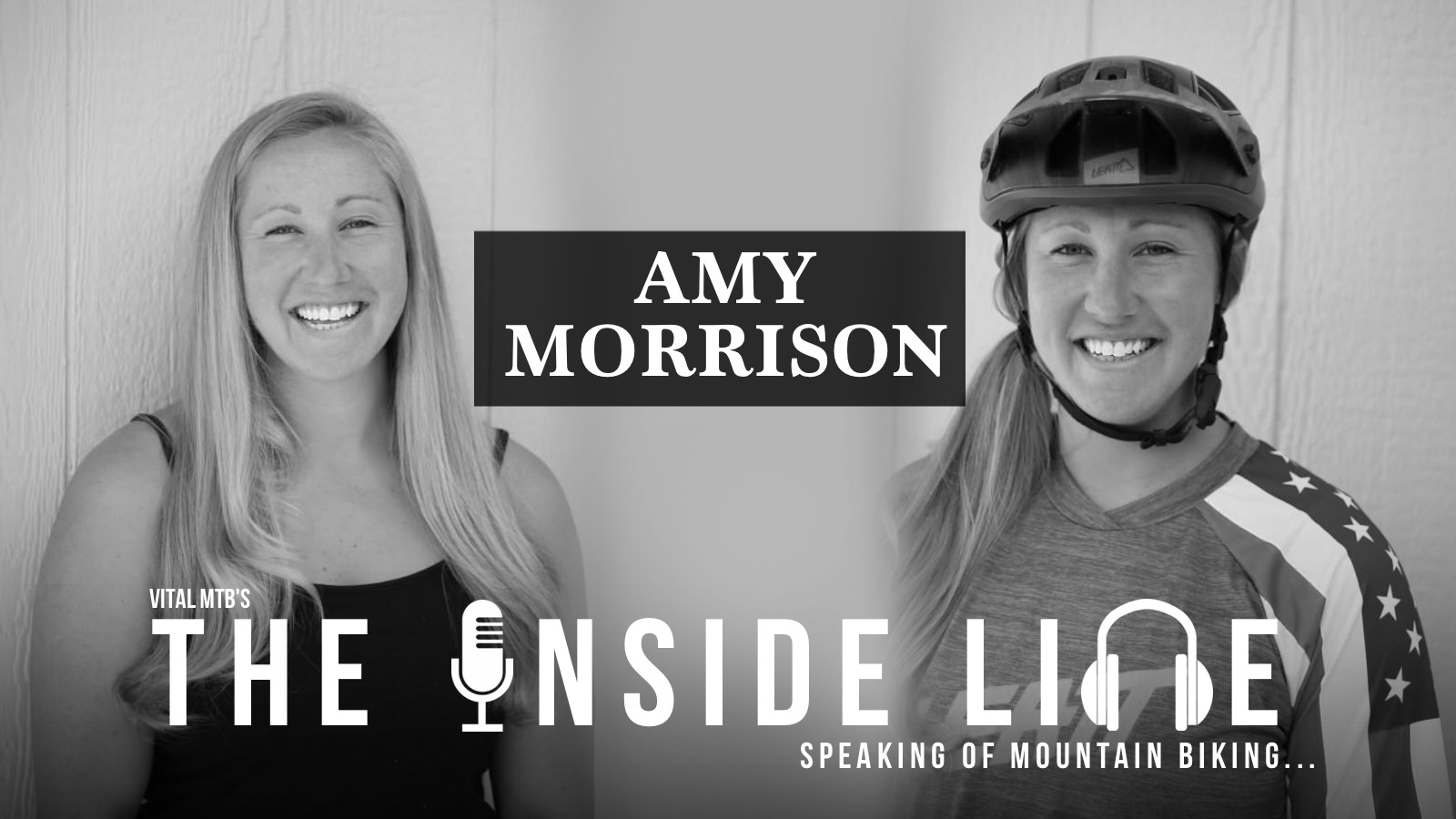 Amy Morrison - The Inside Line Podcast
