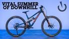$6,999 Pivot Phoenix Review - Vital's Summer of Downhill