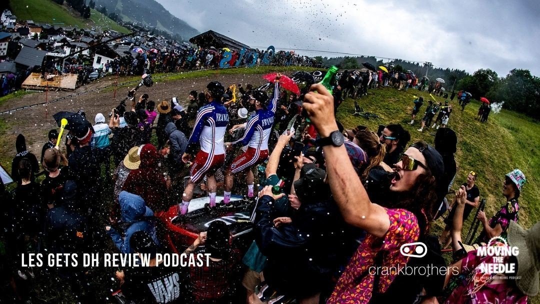 Andrew Neethling and Ed Masters Review the Les Gets World Cup