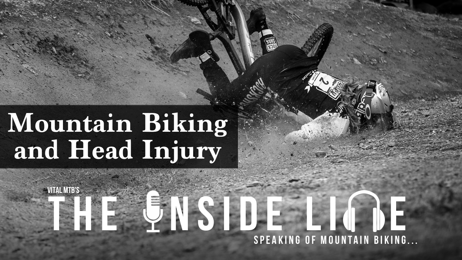 Mountain Biking and Head Injuries - The Inside Line Podcast