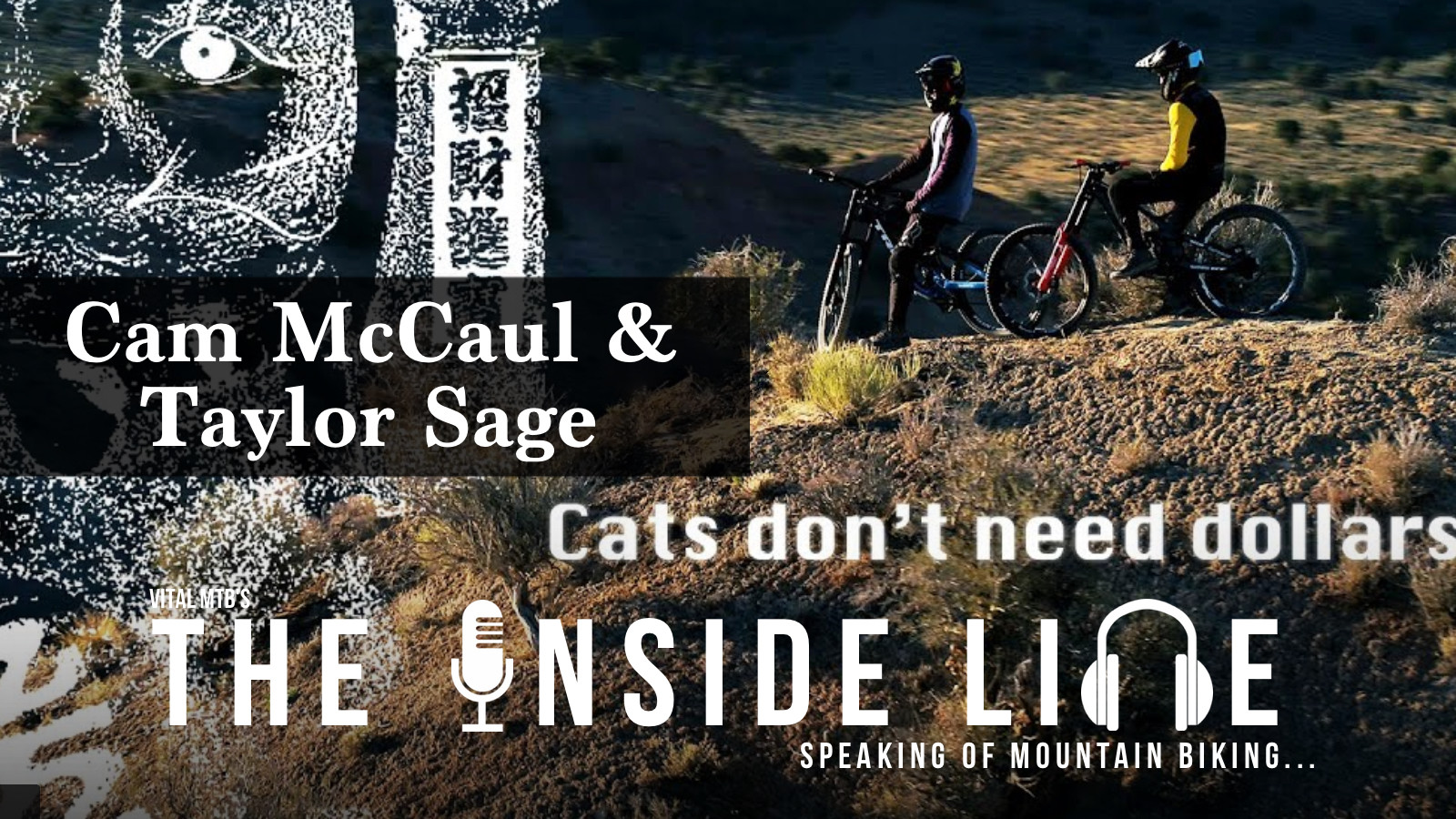 Cam McCaul and Taylor Sage - The Inside Line Podcast