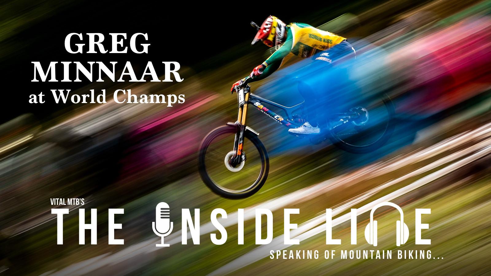 GREG MINNAAR, 2021 World Champion - The Inside Line