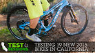 2015 Vital MTB Trail Bike Test Sessions Introduction