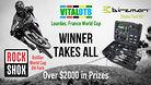 Over $2000 in Prizes - Vital OTB, Lourdes World Cup - Win a RockShox BoXXer and Birzman Studio Tool Kit