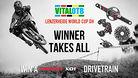 WINNER TAKES ALL - Vital OTB Lenzerheide, Win a SRAM X01 DH Drivetrain