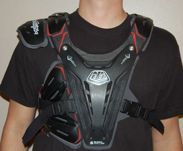Troy Lee Designs Helmet >> Tested: TLD / Shock Doctor Chest Protector 5900 - Mountain Bikes Feature Stories - Vital MTB