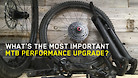 The Best Component Upgrade for a Mountain Bike?