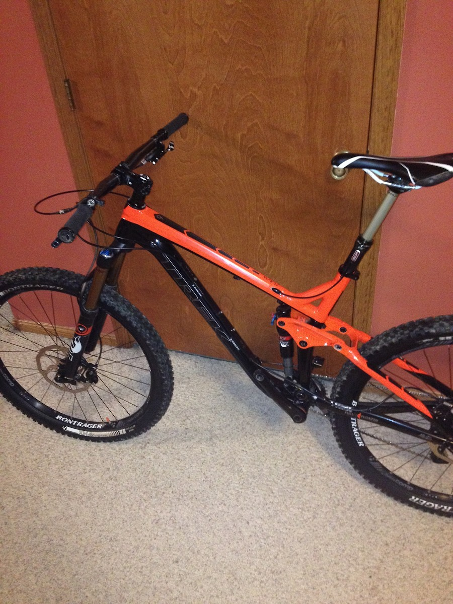 2014 Trek Slash 9 650b Price Reduced 4200 Buy Amp Sell