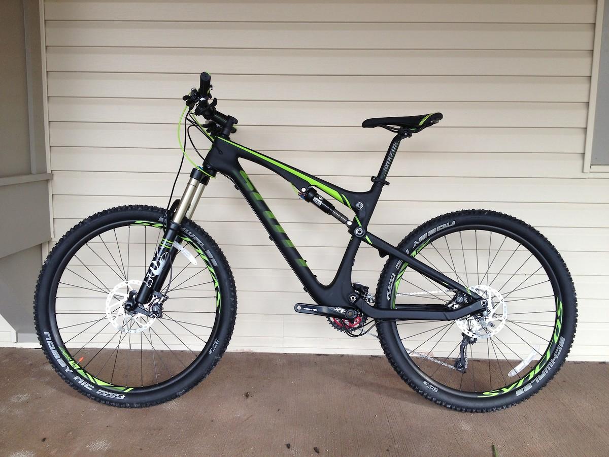 New 2014 Scott Genius 720 Carbon 27 5 3 500 Buy
