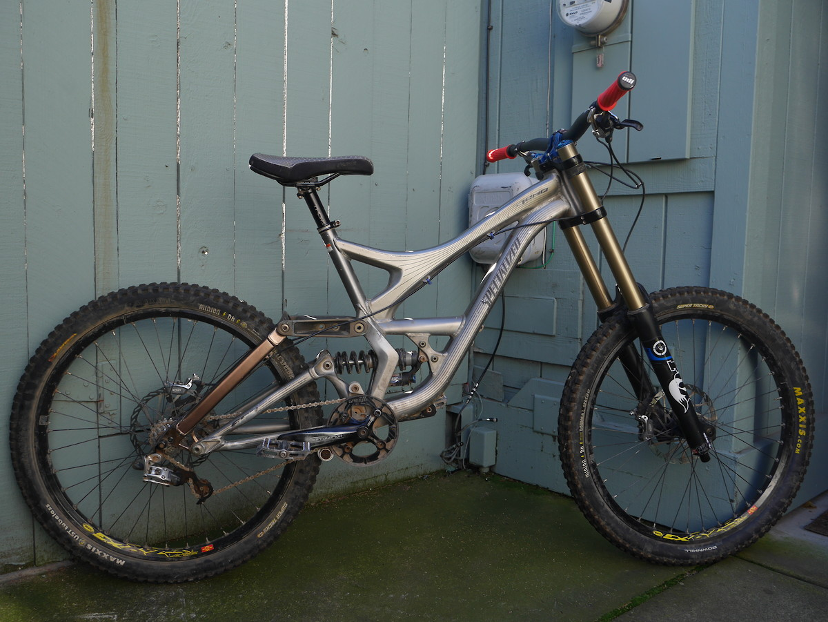 "2008 Specialized FSR Demo 7 II, Large (7.7"" travel) - Buy & Sell - Mountain Biking Forums"