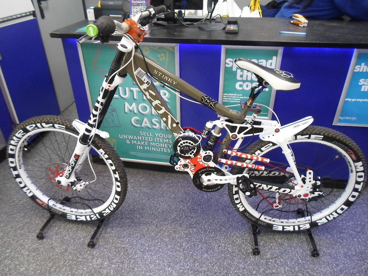 What The This Bike Is The Best Ebay Find Ever The Hub Mountain Biking Forums Message Boards Vital Mtb