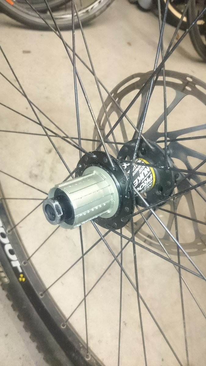 Sideways Rear Wheel Movement The Hub Mountain Biking Forums Message Boards Vital Mtb