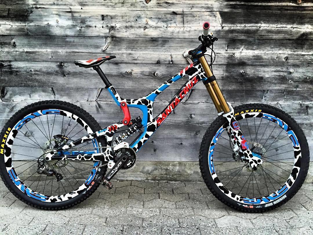 Santa Cruz 2018 Bikes >> Bike vs Bike - Peaty's V10 or Brosnan's Demo at Lenzerheide - The Hub - Mountain Biking Forums ...