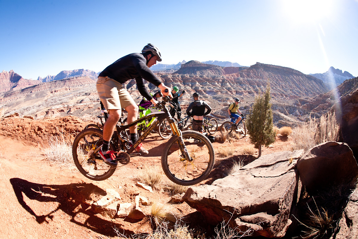 ways to become a better mountain biker - the hub - mountain biking