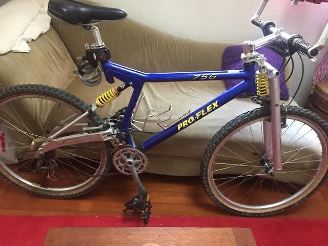 Proflex 756 Full Suspension Mountain Bike Buy Amp Sell