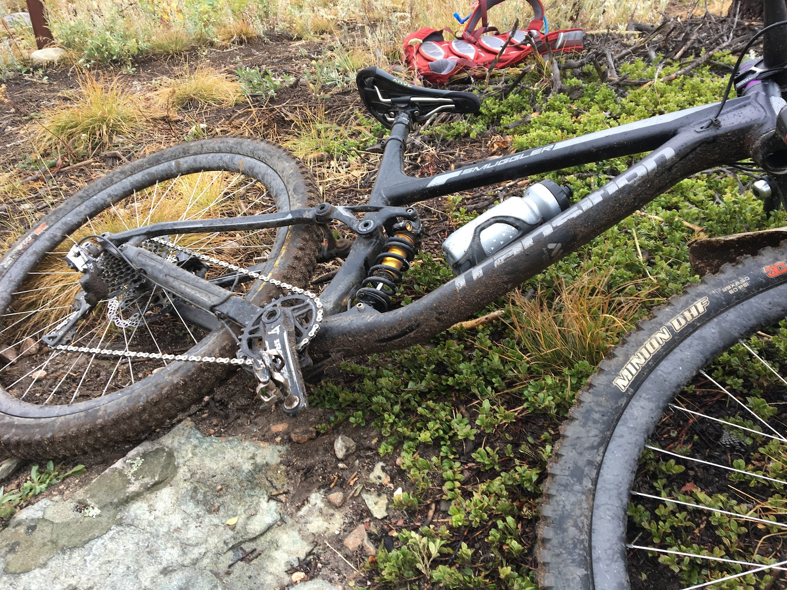 Coil Shock + Trail Bike - The Hub - Mountain Biking Forums