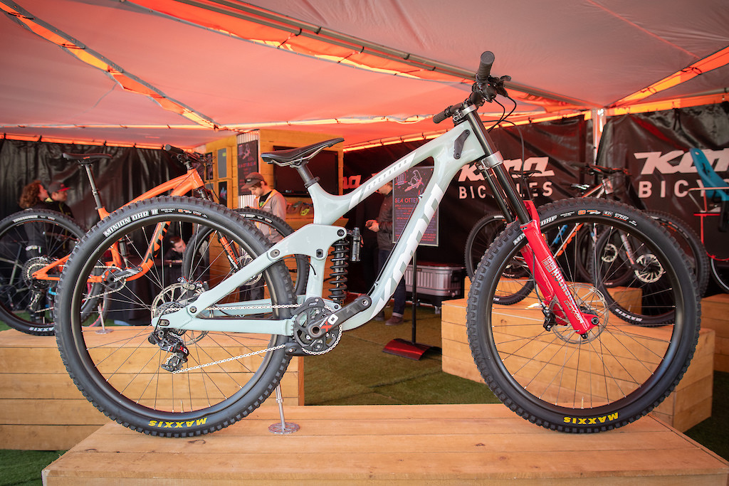 cac5b5f039c New Kona Operator at Sea Otter (I know its nothing new but the colour I'm  guessing is for the masses)