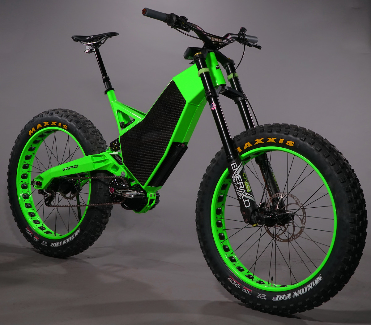 would you ride this 13 000 downhill fat e bike the hub mountain biking forums message. Black Bedroom Furniture Sets. Home Design Ideas