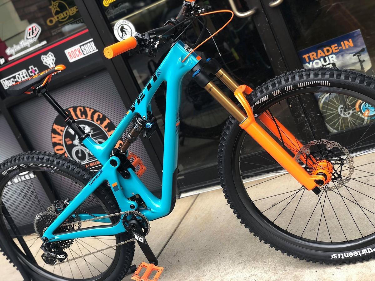 Yeti Sb130 Frame Medium Buy Amp Sell Mountain Biking