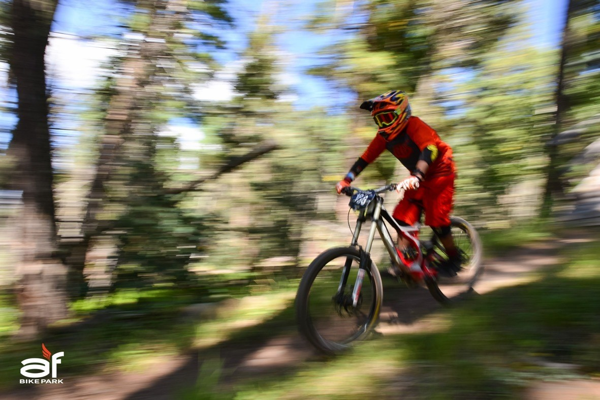 Angel Fire Bike Park Opening Day: Trail Update and Fire 5 Race Details