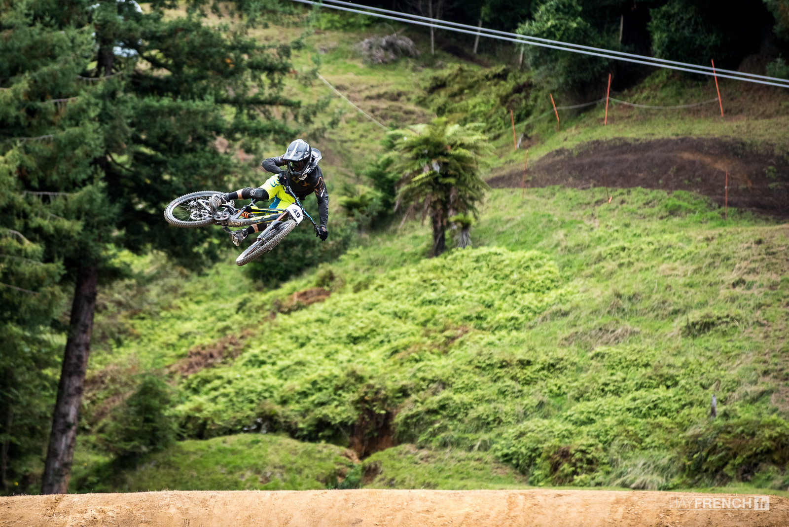 Unofficially official the end of Crankworx Jam - Photo and Video