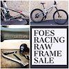 Raw Frame Sale