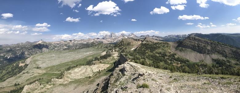 Riding The Tetons: Grand Targhee Resort - Wyoming