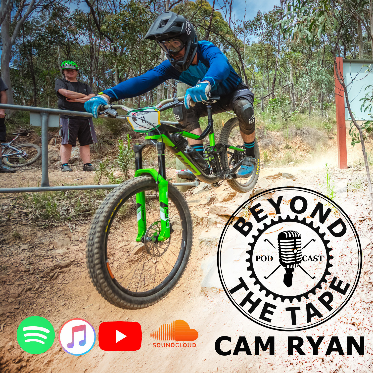 Beyond The Tape Podcast: Episode Two - Cam Ryan