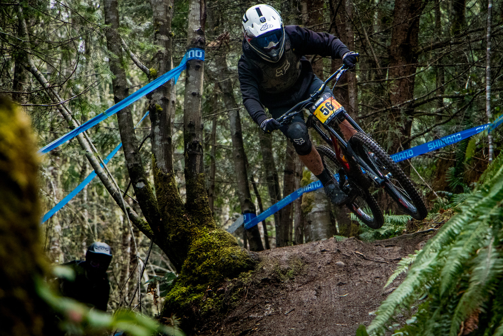 Rooted MTB: Powering Through Port Angeles