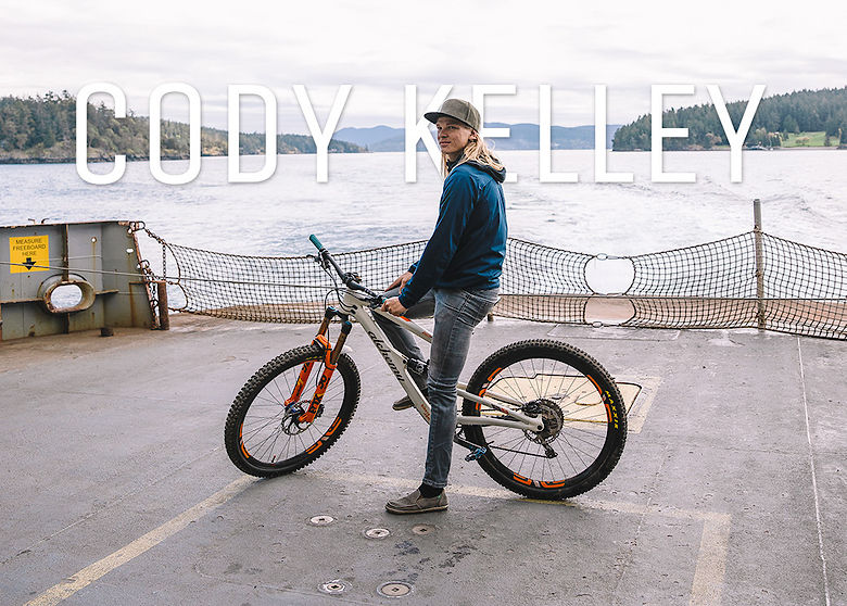 PNW Components: Ferry Good Riding ft Cody Kelley