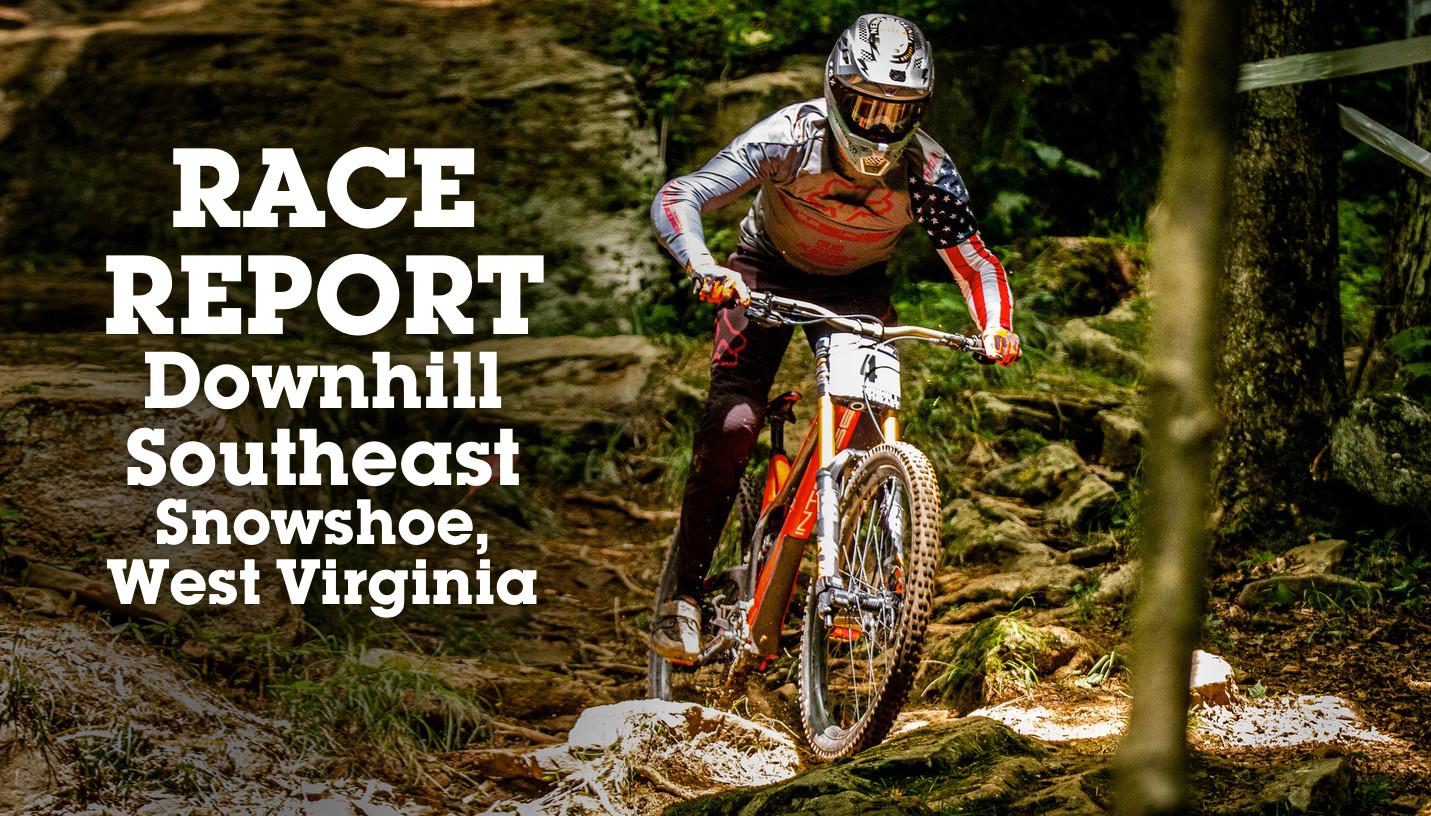 Downhill Southeast #4: Snowshoe, West Virginia