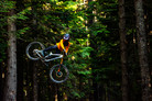 Jackson Goldstone Blitzes the Whistler Bike Park | #IRIDEENVE