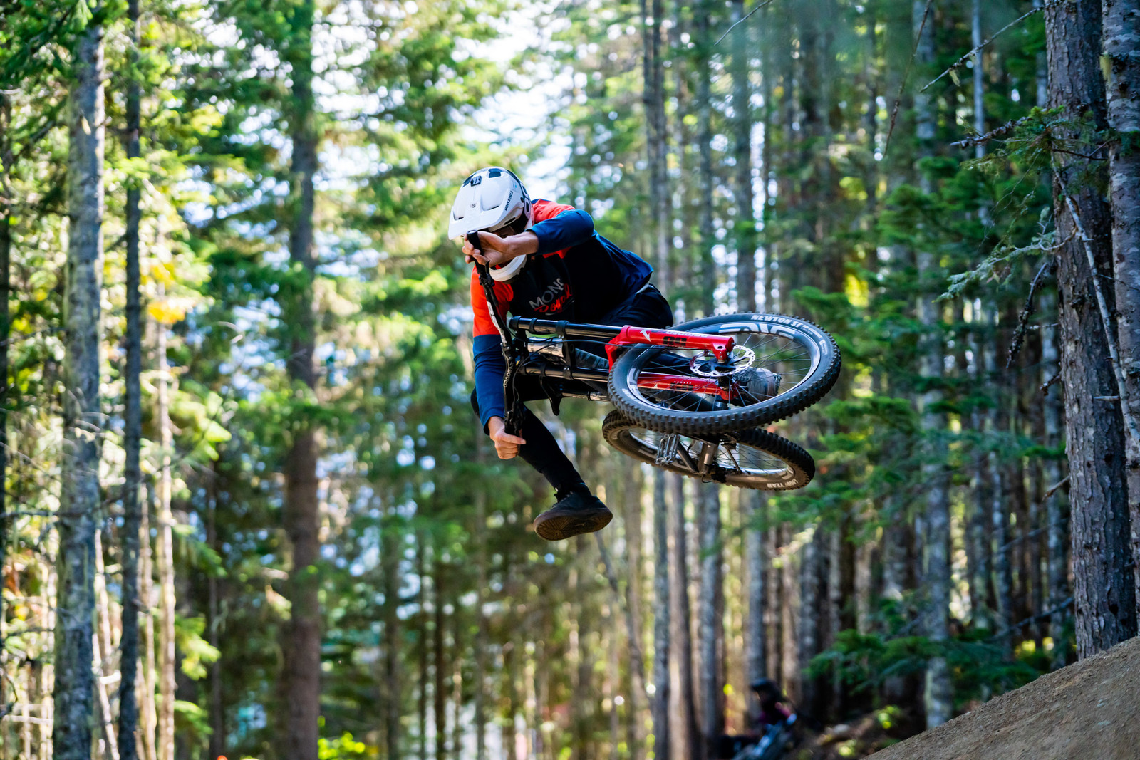 Conor Macfarlane styling through Whistler | #IRIDEENVE
