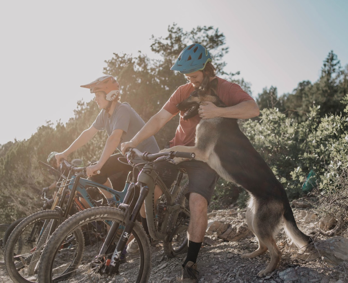 The Pack: Nine Dogs, Eight Riders and Two Minutes of Chaos
