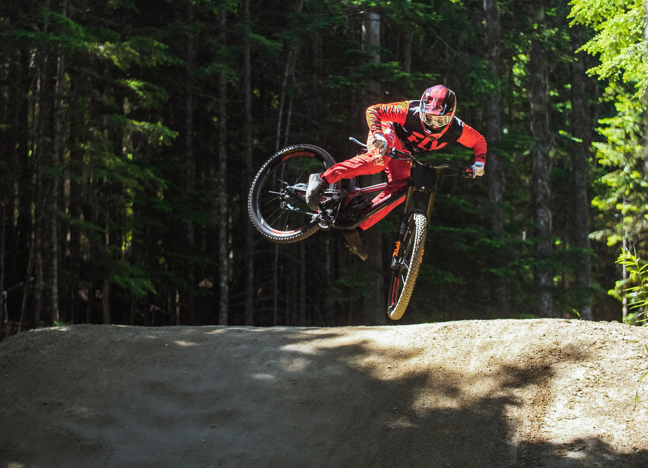 Josh Gibb: Whistler Take Me Back!