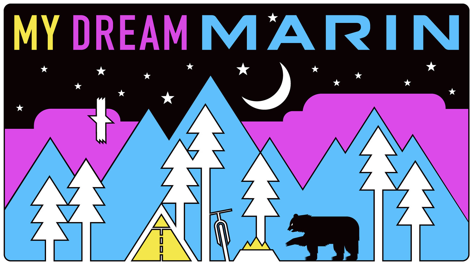 Marin Coloring Contest, Win a Custom Painted Marin