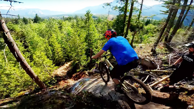 NEW Trail in Squamish! Take Out the Donut With Remy Metailler