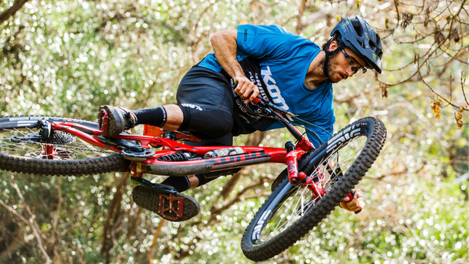 Two-Wheeled Master - Riding at Home With Connor Fearon