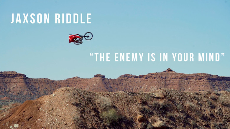 VIDEO: Jaxson Riddle | The Enemy is in your Mind