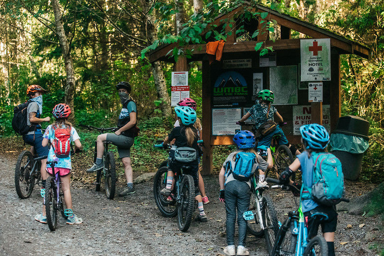 Flying Squirrels and Radical Rippers, Bellingham's Premier Riding Club Fosters the Next Generation of Mountain Bikers
