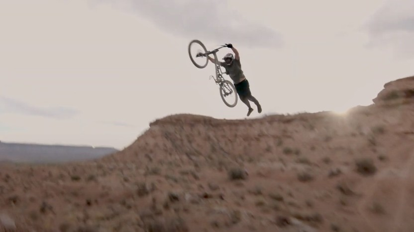 Red Bull Rampage Unfiltered With Kyle Strait