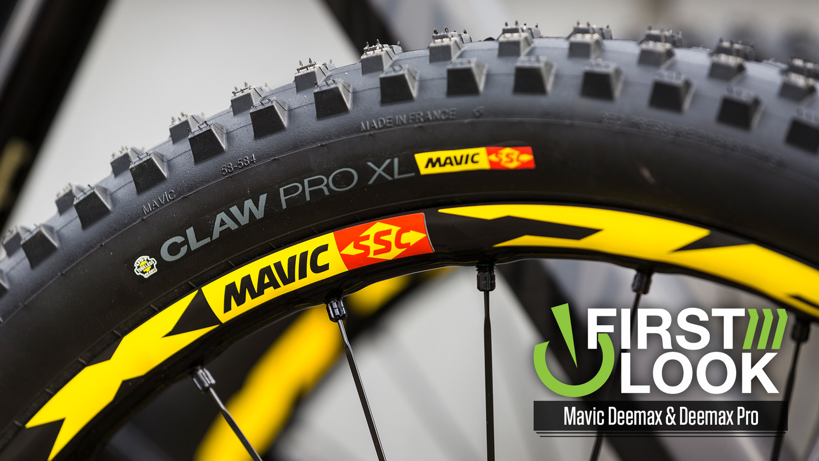 b3d5c8d2585 Mavic Introduces the 2018 Deemax and Deemax Pro Wheels - Mountain ...