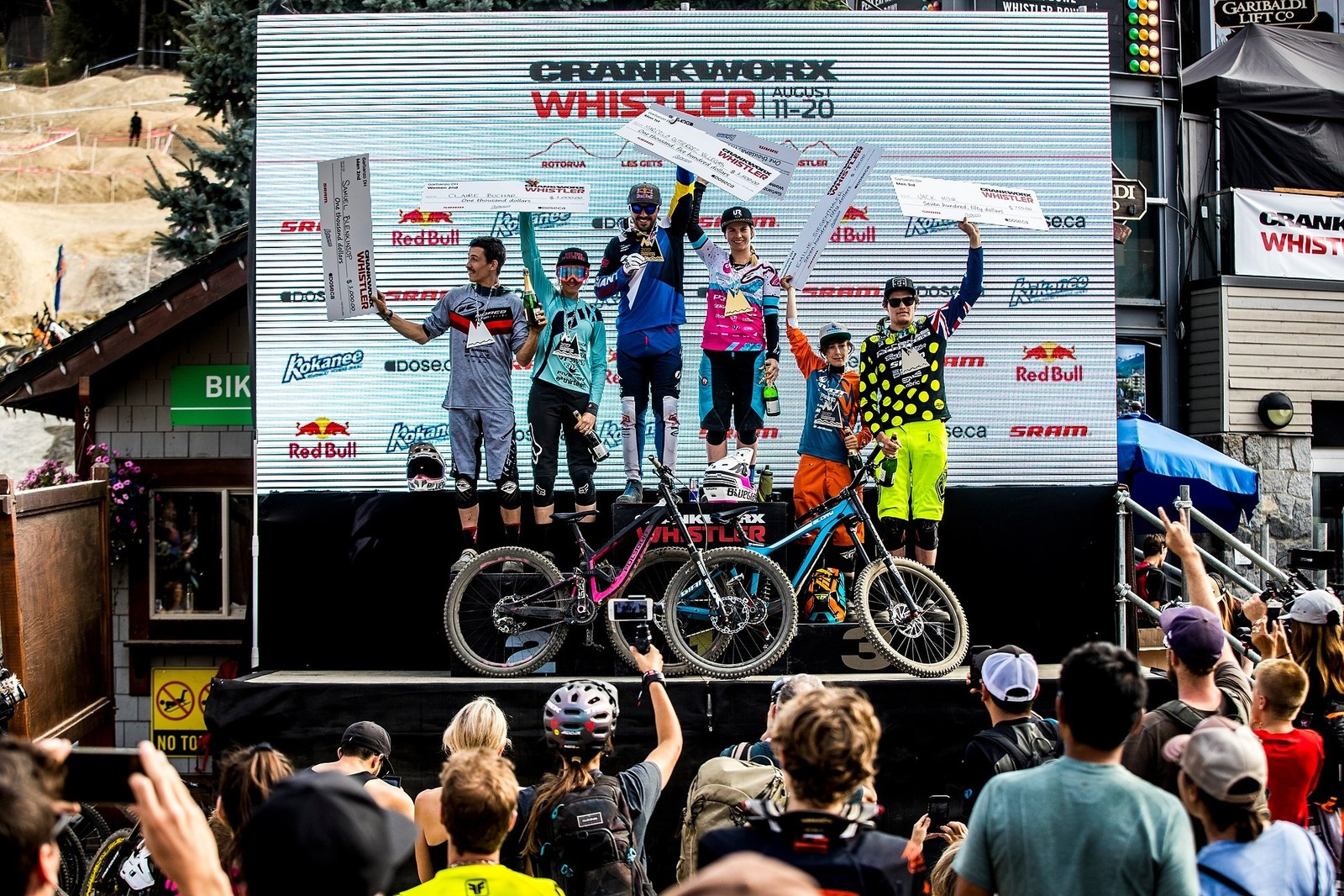 RESULTS: Garbanzo DH