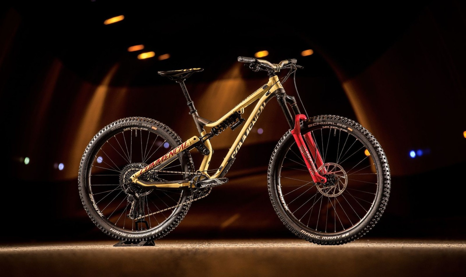 Commencal Teases New Meta AM 29